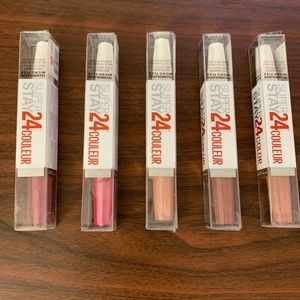 Accessories - Maybelline Super 24 Stay